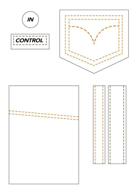 cards and pockets templates stitched pockets labels templates cart 245 es