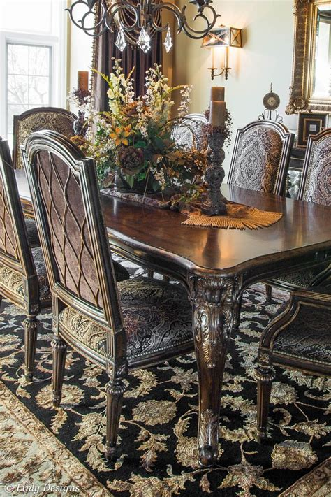 Decor For Dining Room Table 17 Best Ideas About Dining Room Table Centerpieces On