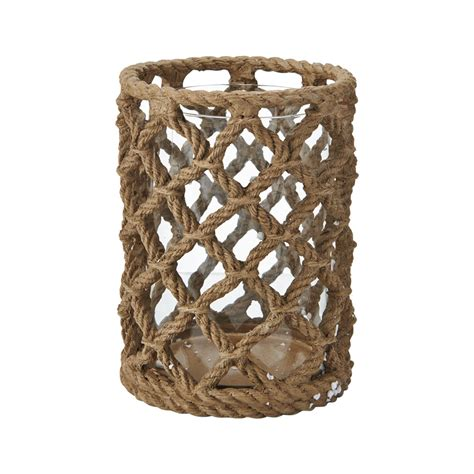 rope candles rope candle holder pfaltzgraff
