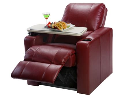 recliner movie chairs reclining theatre seating rialto front row theater
