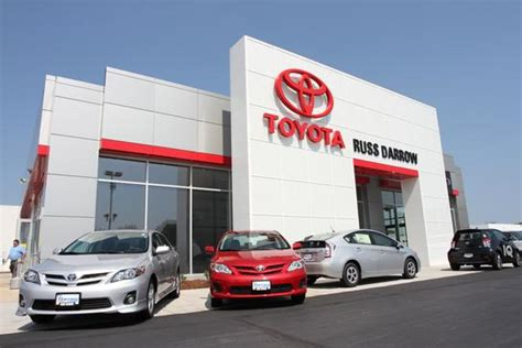 Russ Darrow Toyota Scion Russ Darrow Toyota Scion Of West Bend Car Dealership In