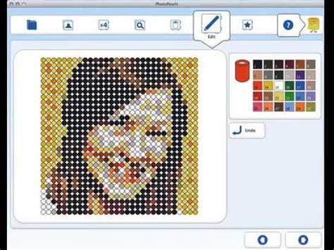 pattern generator tool 191 c 211 mo utilizar el software photopearls youtube