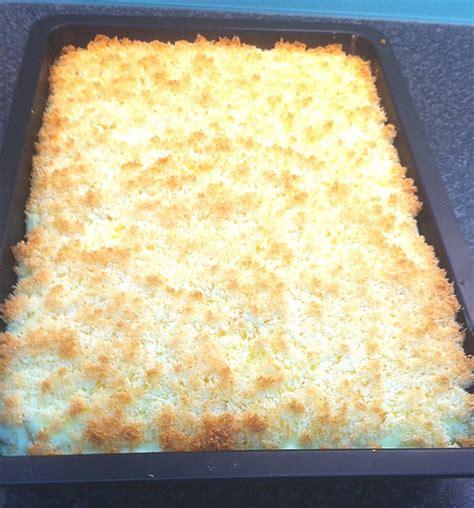 mandarinen kokos kuchen mandarinen kokos kuchen rezept mit bild hauchzart