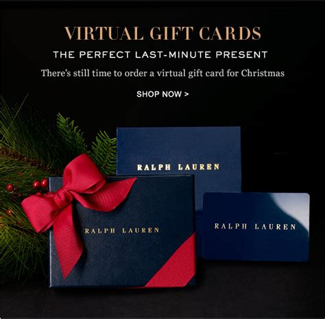 how to use ralph lauren gift card online dr e horn gmbh dr e horn gmbh - How To Use Ralph Lauren Gift Card Online