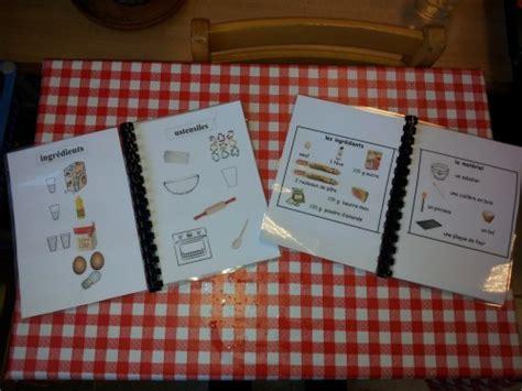 creer un cahier de recettes de cuisine imagier et cahier de recettes chez nolwenn tribune libre