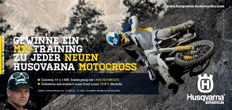 Husqvarna österreich Motorrad by Husqvarna Promotion 14 Event