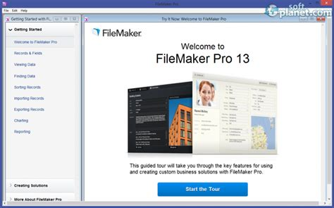 filemaker pro 13 templates filemaker pro free for windows softplanet