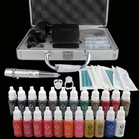 tattoo kit cost solong tattoo eyebrow kit permanent makeup cosmetic