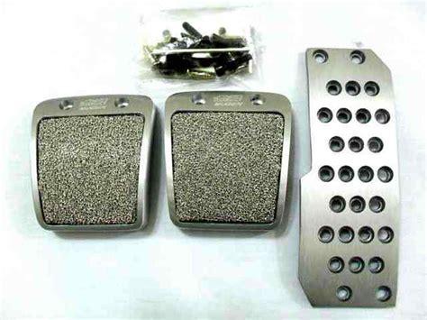 Cover Pedal Matic Mugen Power Anti Slip New Aluminium Mugen Style Non Slip Sport Pedals Brake Pad