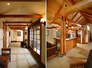 craftsman style home interiors modern craftsman interiors images