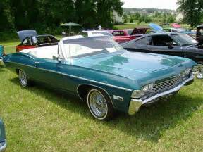 1968 chevy impala convertible flickr photo