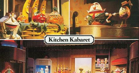 Kitchen Kabaret Vintage Travel Postcards The Kitchen Kabaret Walt