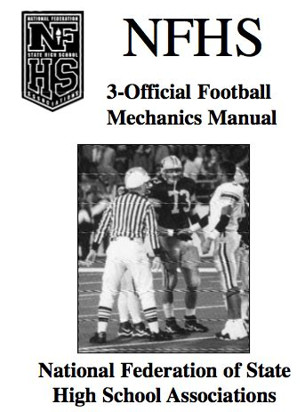 Maine Football Officials Learning Blog Our Place To