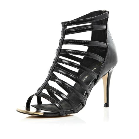 sandals with heel black gladiator sandal with heel gladiator sandal