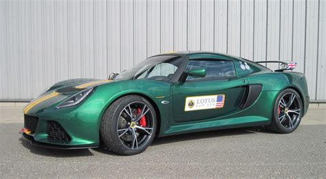 lotus track car lotus confirms exige v6 cup track car for u s