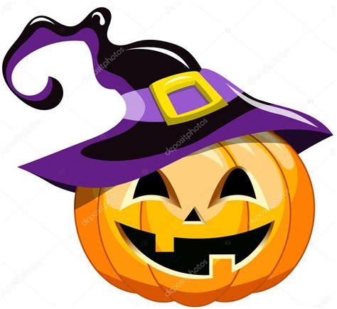imagenes de halloween viros animados calabaza de halloween de dibujos animados sombrero bruja