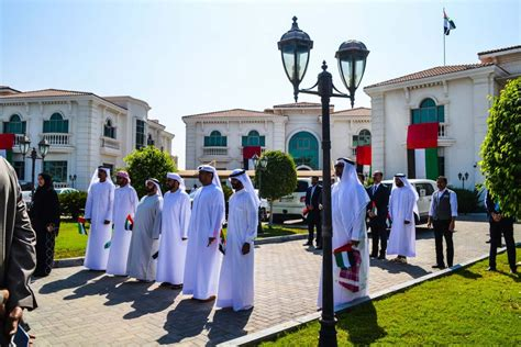 St Cloud State Mba Requirements by Adsm Celebrates Uae Flag Day 2017 Abu Dhabi School Of