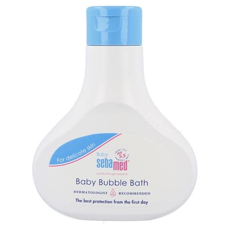 Promo Sebamed Baby Bath 500ml baby bath for normal skin 250 ml sebamed baby