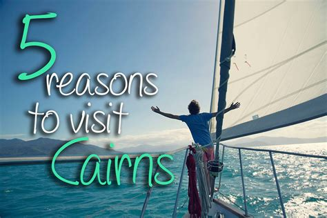 five reasons to visit the 5 reasons to visit cairns australia flying the nest