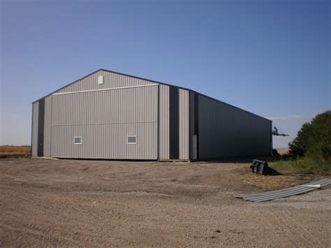 Machine Shed by Farm Building Wizer Buildings