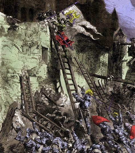 siege d orleans jeanne d arc la pucelle d orl 233 ans histoire de