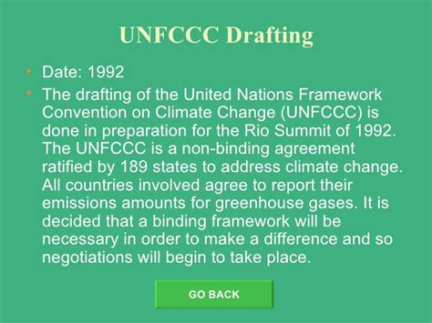 the un convention on climate change unfccc grid arendal kyoto and beyond the evolution of multilateral agreements