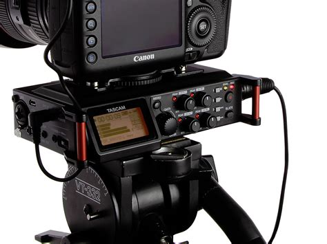 tascam dr 44wl dr 22wl on and say welcome to the