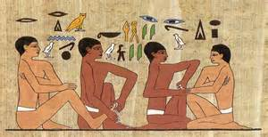 Phlebotomy Chair Ancient Egyptian Medicine Ancient Botanicals