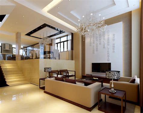 elegant modern living