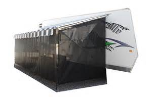 rv awning shade screen made in the shade motorhome magazine