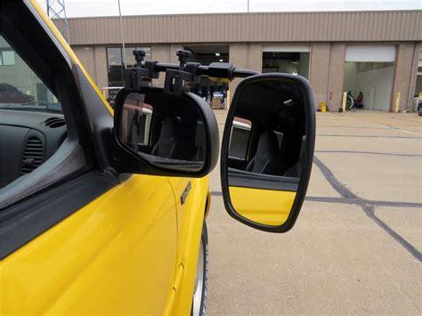ford ranger mirrors 2004 ford ranger custom towing mirrors cipa