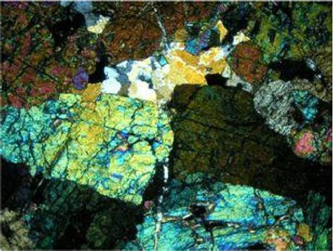 Epidote Thin Section by Epztechreportoct 2012014 Jpg
