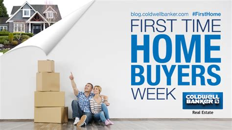 tips for time home buyers from coldwell banker s