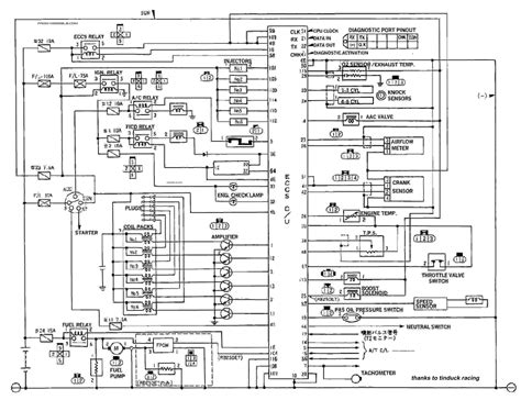 nissan skyline rb25 wiring diagram get free image about wiring diagram