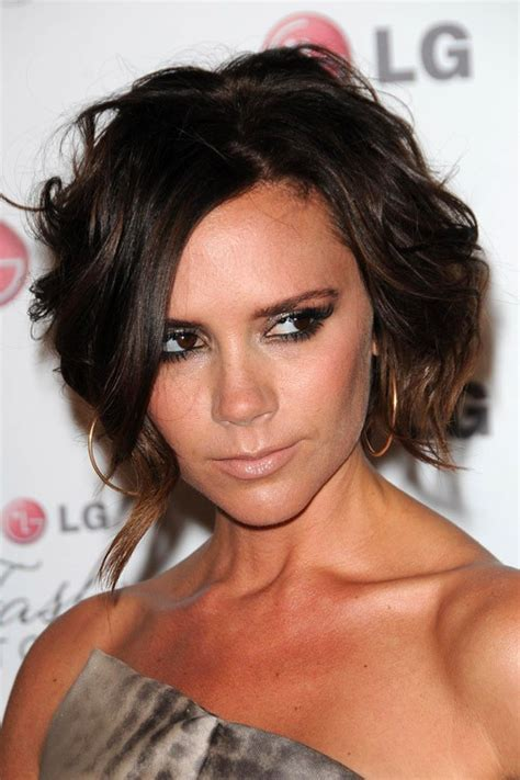victoria beckah hair type victoria beckham s hair some of her best styles over the
