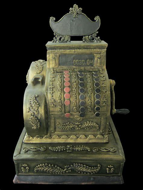 antique cash register cake cakecentralcom