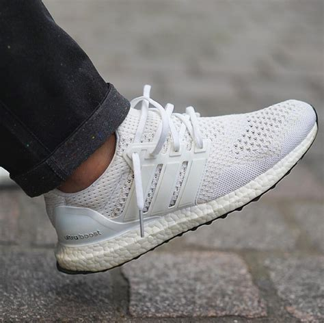 Adidas Ultra Boost White 1 adidas ultra boost white 2 0 on wallbank lfc co uk