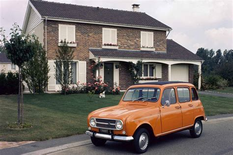 History Of The L by Renault 4l Photos