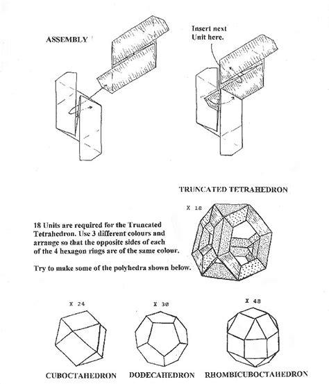 Treemaker Origami Tutorial - papiroflexia modular