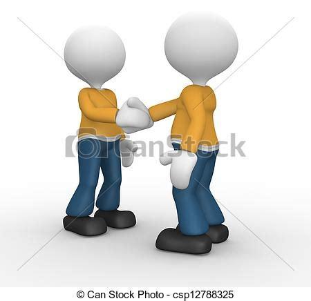 clipart amicizia amicizia handshake persone uomo persona amichevole