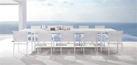 White Outdoor Dining Table Interior Design Ideas White Outdoor Dining Furniture