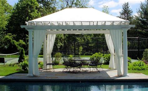 pool awnings canopies residential canopies and enclosures philadelphia