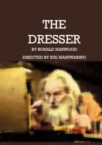 The Dresser Albert Finney by The Dresser Limelight Theatre Perth
