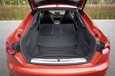 Audi A5 Sportback Kofferraum by 2017 Audi S5 Sportback Review Review Autocar