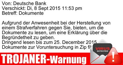 willkommen bei der deutschen bank strafverfahren der deutschen bank mimikama