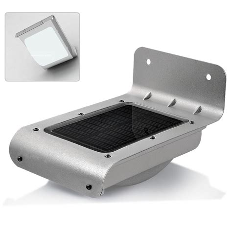 Solar Powered Outdoor Security Light Motion Detection Solar Powered Motion Lights Outdoor