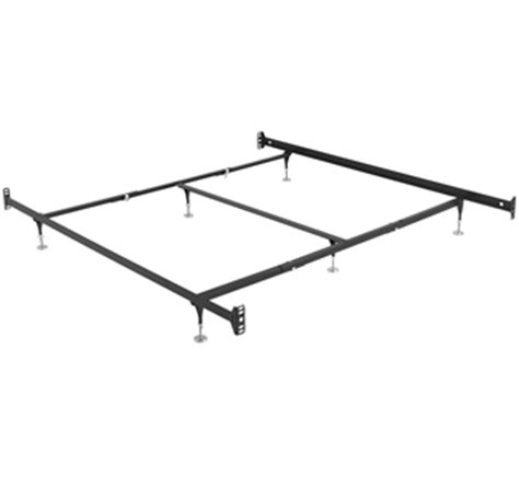 or king size bed rails with center support the sleep shop