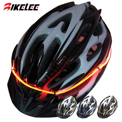 Bike Helmet Lights by Aliexpress Buy New 2015 Bikelee Cycling Helmet