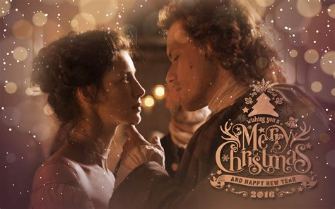 happy holidays      outlander  outlander