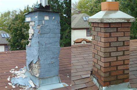 Chimney Mortar Cap Repair - 3 common types of chimney repair atlanta chimney doctor